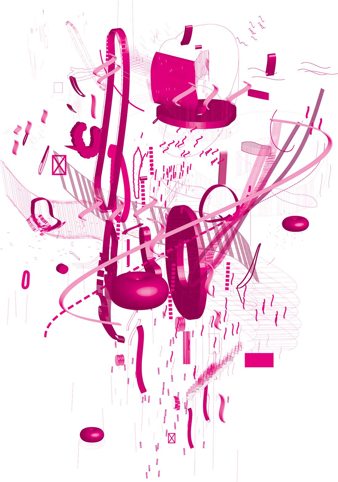 Pink_Digital_print_on_canvas_2016